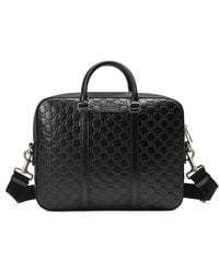 Gucci Black Work Bags for men