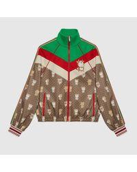 Gucci グッチdoraemon X オンライン限定 テクニカルジャージー ジャケット Multicolor