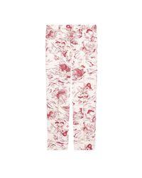 Gucci Pink Sea Storm Print Pant