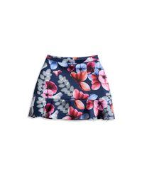 Guess   Blue Scuba-knit Skirt (6-16y)   Lyst