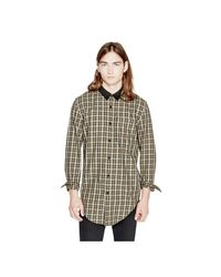 Guess | Multicolor Wright Longline Shirt for Men | Lyst