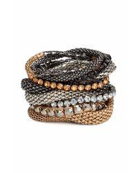 H&M | Multicolor 9-pack Bracelets | Lyst