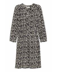 H&M | White V-neck Dress | Lyst