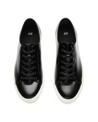 H&M Black Trainers for men