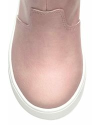 H&M - Pink Warm-lined Chelsea Boots - Lyst