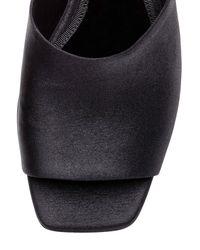 H&M Black Mules