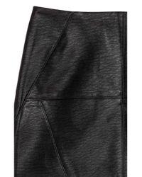 H&M Black Short Skirt