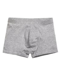 H&M - Gray 3-pack Boxer Shorts for Men - Lyst