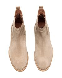 H&M - Natural Boots - Lyst