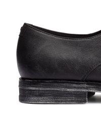 H&M - Black Derby Shoes for Men - Lyst