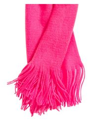 H&M Pink Scarf