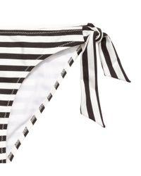 H&M - White Tanga Bikini Bottoms - Lyst