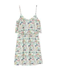 H&M | Purple Sleeveless Dress | Lyst
