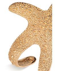 H&M Metallic Cuff Bracelet