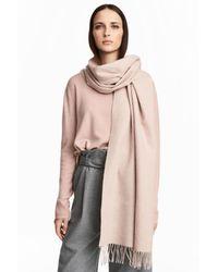 H&M Pink Cashmere Jumper