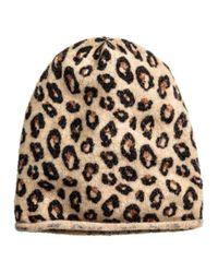 H&M Multicolor Wool-blend Hat
