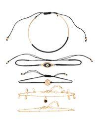 H&M - Multicolor 5-pack Bracelets - Lyst