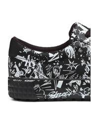 H&M Black Sneakers for men