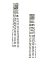 H&M | Metallic Sparkly Earrings | Lyst