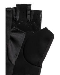 H&M Black Gym Gloves