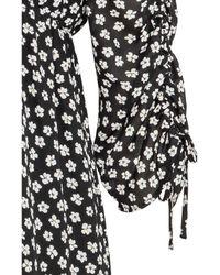 H&M Black Mama Patterned Dress