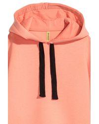 H&M Multicolor Scuba Hooded Top