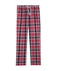 H&M Red Flannel Pyjama Bottoms