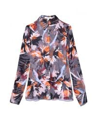 Dorothee Schumacher - Multicolor 'unexpected Blossom' Shirt - Lyst