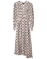 Isabel Marant Multicolor Blaine Dress