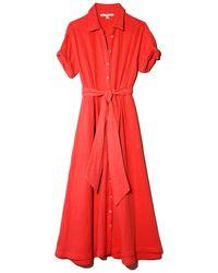 Xirena Red Caylin Dress