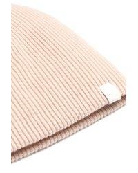 Rag & Bone Pink Ace Cashmere Beanie
