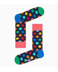 Dot Gift Box Happy Socks de color Blue