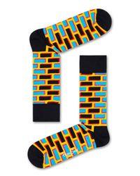 Brick Sock Happy Socks de color Multicolor