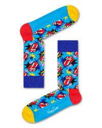 Happy Socks Rolling Stones I Got The Blues Sock