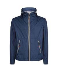 Michael Kors Blue Mesh Lined Jacket for men