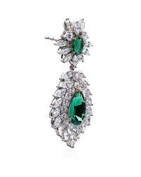 Carat* - Multicolor Evergreen Earrings - Lyst