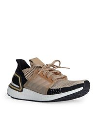 Adidas Brown Ultraboost 19 Trainers