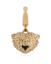 Theo Fennell | Metallic Baby Lion 'art Charm | Lyst