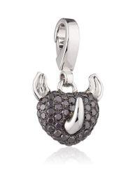 Theo Fennell - Metallic Baby Rhino 'art Charm - Lyst