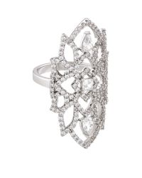 Carat* | Metallic Willa Heroine Ring | Lyst