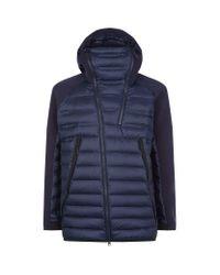 Nike Blue Tech Fleece Aeroloft Jacket for men
