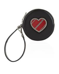 MICHAEL Michael Kors | Multicolor Pouches Heart Coin Purse | Lyst