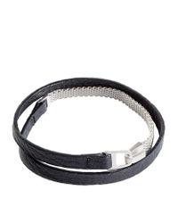 Miansai | Multicolor Chain Wrap Bracelet | Lyst
