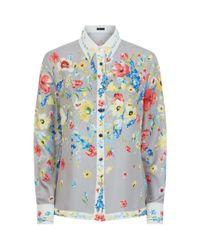 ESCADA - Multicolor Nasisa Floral Shirt - Lyst
