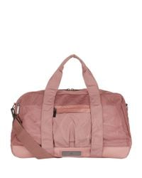 Adidas By Stella McCartney Pink Shipshape Gym Bag