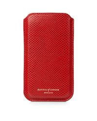 Aspinal | Red Iphone 6 Sleeve | Lyst