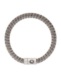 Carolina Bucci | Gray Gold-plated Woven Bracelet | Lyst