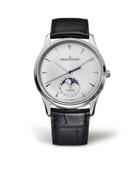 Jaeger-lecoultre Metallic Master Ultra Thin Moon Watch for men