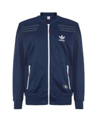 Adidas Originals - Blue Ua & Sons Classic Track Jacket for Men - Lyst