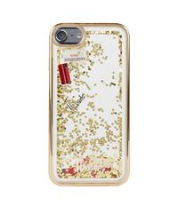 Harrods Metallic Glitter Iphone Case
